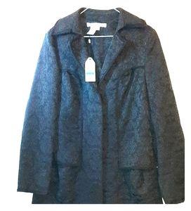 Beautiful Oversized Brocade Coat
